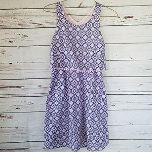 Girls old navy Easter dress